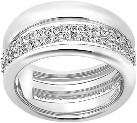 Swarovski 5221571 Exact Ring Size 58