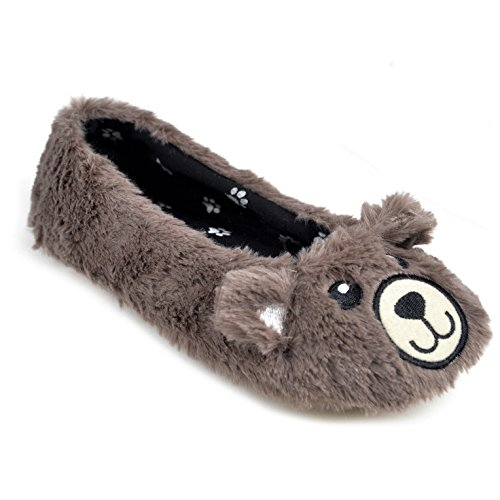 Chaussons Femme Style Animal Chaussons Style 6wwg8qSa
