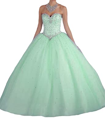 Amazon Banzhang Womens Quinceanera Party Dresses Long Prom