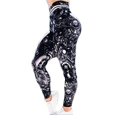 Darringls Pantalones de Yoga Mujer Mallas Deportivas Mujer ...