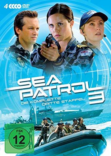 SEA PATROL-STAFFEL 3 - MOVIE [DVD] [2009] (Australia Christmas Shop)