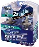 MTECHH7 Cosmos Blue Bombillas de xenón, 12V, 55W