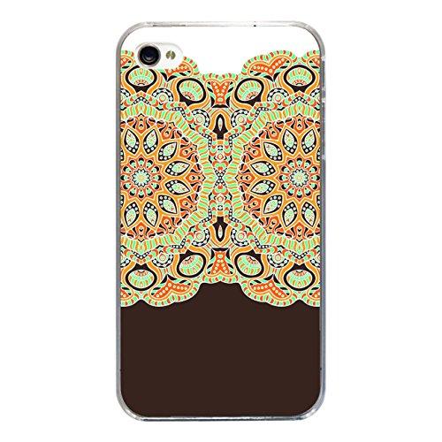 "Disagu Design Case Coque pour Apple iPhone 4s Housse etui coque pochette ""Mandala No.7"""
