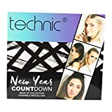 Christmas 2018 Technic New Year Countdown Cosmetic Advent Calendar