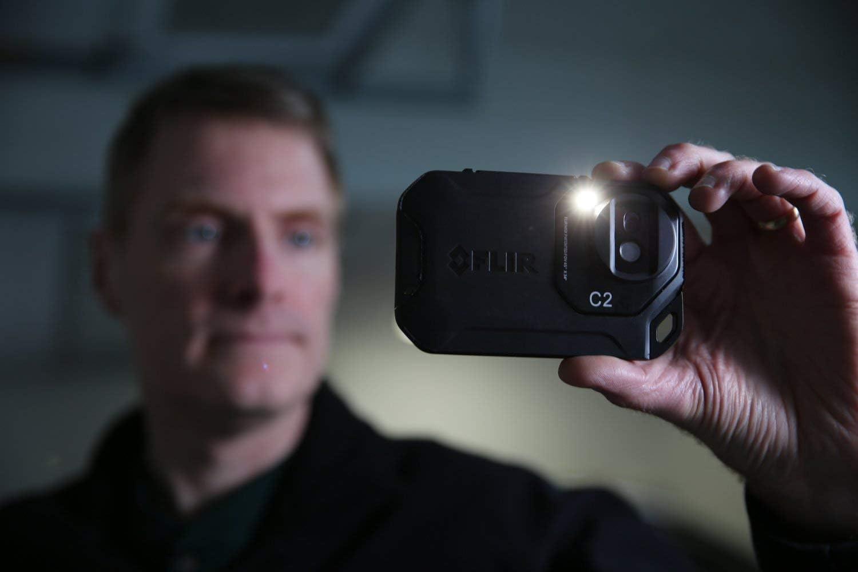 Flir C2 Camera Performance