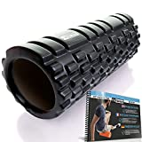 Fit Nation Foam Roller - Black