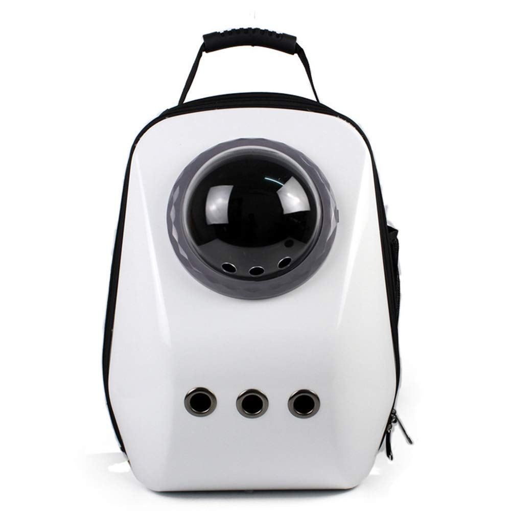 As-picture 352947cm As-picture 352947cm HYUE Dog Space Pet Cabin Bombastic Capacity Backpack Cat Picnic Backpack (color, Size   35  29  47cm)