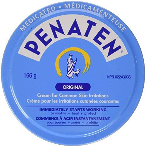 Penaten Medicated Cream - Soothing Cream Barrier Babys