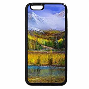 iPhone 6S Plus Case, iPhone 6 Plus Case, Canadian Field of Gold