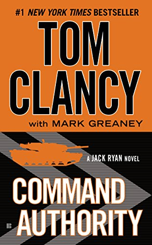 book cover of Command Authority