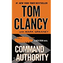 Command Authority (Jack Ryan Universe Book 16)