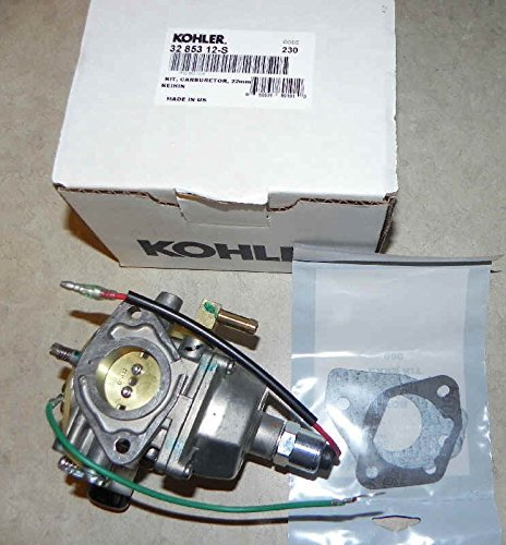 Kohler 32-853-12-S Lawn & Garden Equipment Engine Carburetor ()