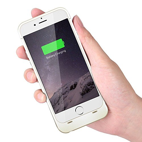 Battery event for iPhone 6 6s Plus Apple MFi Certified 150 Extra Battery light Rechargeable event for iPhone 6 6s Plus Battery Charger Cases