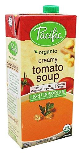 Pacific Natural Foods Organic Soup Creamy Tomato -- 32 fl oz