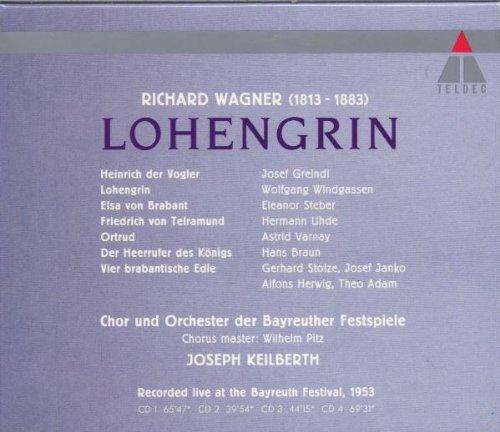 Wagner: Lohengrin (Bayreuth 1953)