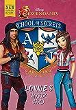 img - for School of Secrets: Lonnie's Warrior Sword (Disney Descendants) book / textbook / text book