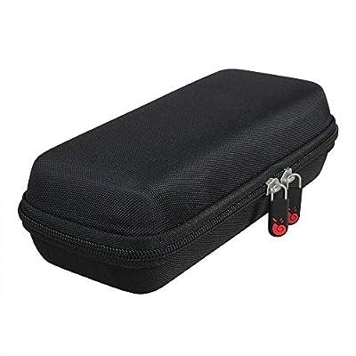 Hard EVA Travel Case for AmazonBasics Portable Bluetooth Speaker (Model: BSK30) by Hermitshell