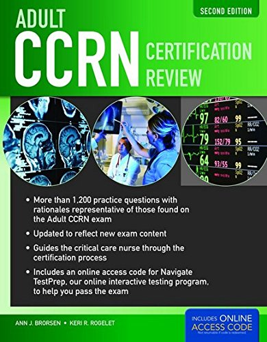 Adult CCRN Certification Review, 2nd Edition