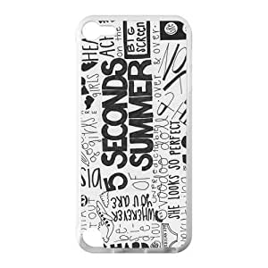 5 SOS Quotes Lyrics iPod Touch 5 Soft Cases-Cosica Provide Superior Cases For iPod Touch 5