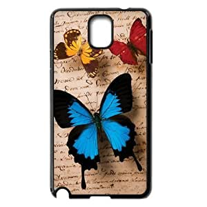 Butterfly ZLB579411 DIY Case for Samsung Galaxy Note 3 N9000, Samsung Galaxy Note 3 N9000 Case