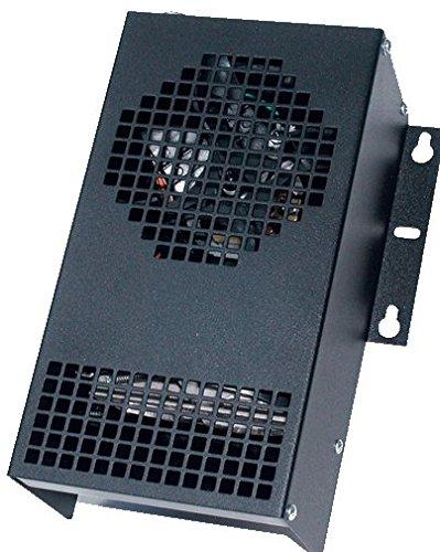 Caframo Limited Cabinet Heater – 2 Settings, Black