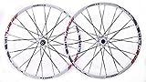 """Vuelta StarLite SL 26"""" MTB Bike Wheelset Disc Shimano/SRAM 8-11s QR White NEW"""