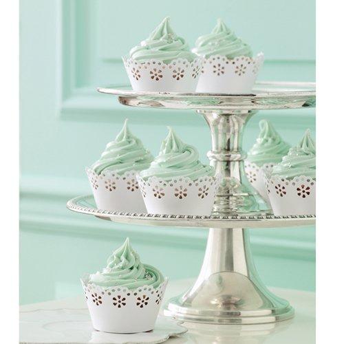 (Martha Stewart Crafts Cupcake Wrappers, Doily)