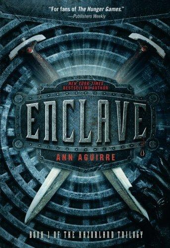 Enclave  The Razorland Trilogy