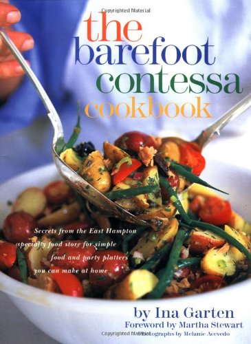 The Barefoot Contessa Cookbook (Cheese Stuff)
