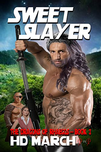 Sweet Slayer (The Dragons of Rhaegos  Book 3)