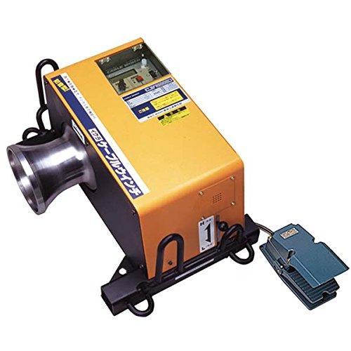 育良精機:ケーブル入線用ウインチ CW-2500D B01KO0GUYA