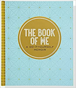 the book of me 2nd edition autobiographical journal