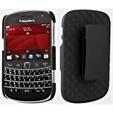 OEM Verizon BlackBerry 9900/9930 Shell Holster Combo (Black)