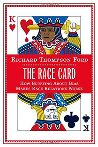 `UPDATED` The Race Card: How Bluffing About Bias Makes Race Relations Worse. tengan fuimos Posts Spartoo Proof bellos cancer Orange