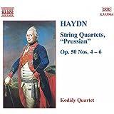 "Haydn: String Quartets Op. 50, Nos. 4-6 ""Prussian"""