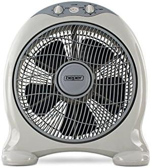 Beper 70.238 Box Fan-Ventilador, Gris: Amazon.es: Hogar