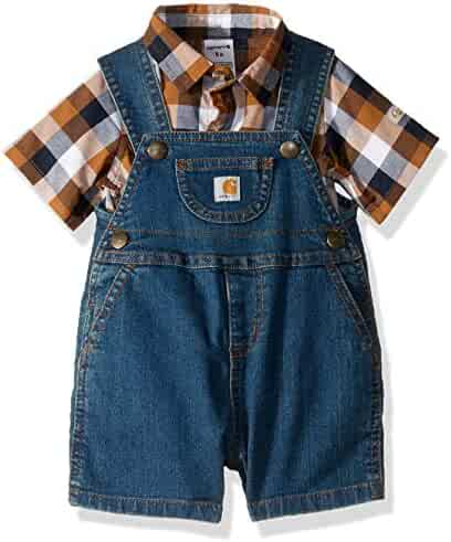 cc515594c Shopping Carhartt - Top Brands - Baby Boys - Baby - Clothing, Shoes ...