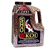 Total Koi Inc ATK55506 Sho Koi ImpaCount Large Floating Pellet, 50-Pound