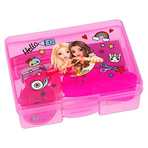 Depesche 8551_A1 Top Model Kleine box, roze/lila