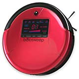 bObsweep PetHair Robotic Vacuum Cleaner and Mop, Rouge by bObsweep