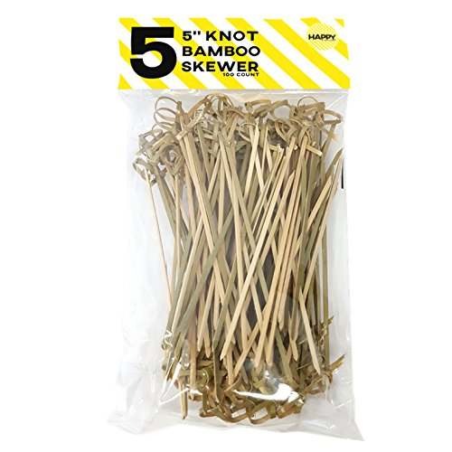 Happy Sales Bamboo knot Skewers product image