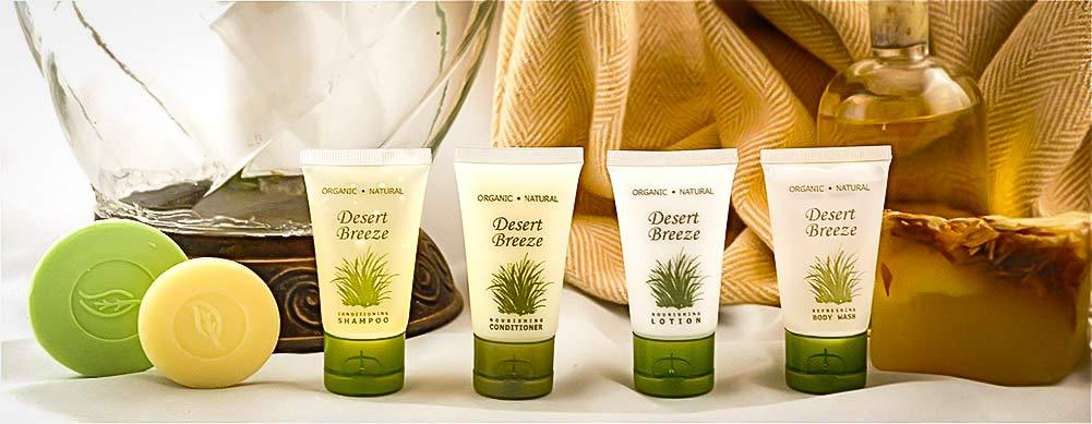 Desert Breeze Bar Soap, Travel Size Hotel Amenities, 0.5 oz (Case of 400)