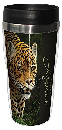 Jaguar Travel Mug, 16-OunceTree-Free Greetings