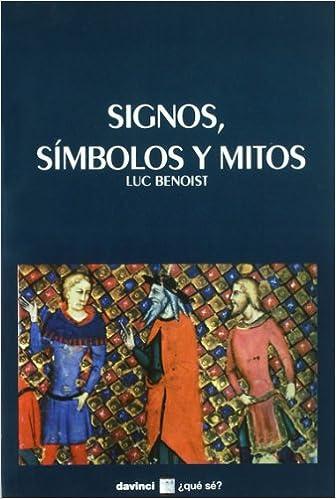 Descargar libros gratis en línea para iphone Signos, simbolos y mitos PDF iBook