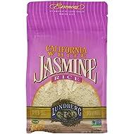 Lundberg Family Farms California White Jasmine Rice, 32 Ounce