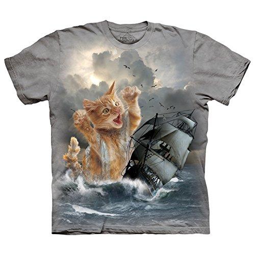 The Mountain 1085686 Krakitten T-shirt - 4XL