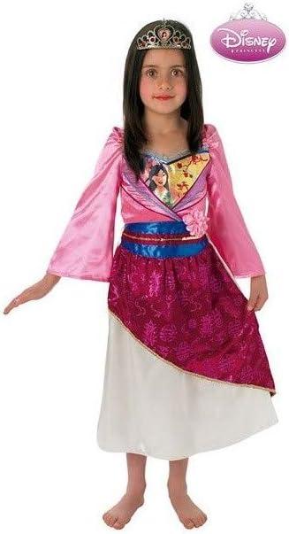 DISBACANAL Disfraz Mulán Geisha - -, 3-4 años: Amazon.es: Juguetes ...