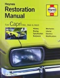 img - for Ford Capri Restoration Manual (Restoration Manuals) by Kim Henson (2004-09-01) book / textbook / text book