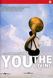 you the living dvd Italian Import