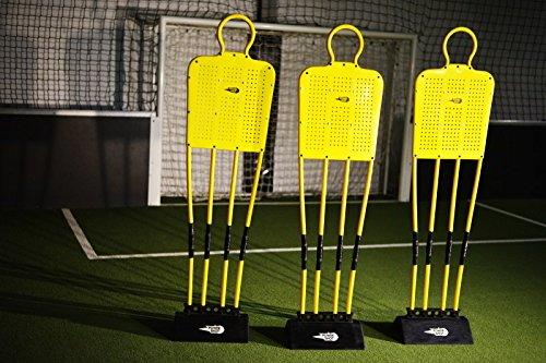 POWERSHOT Mannequin pour Coup Franc Football imperm/éable avec ou sans Base lest/ée Professionnel